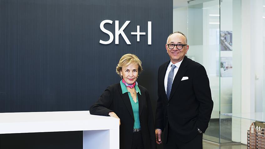 Meral Iskir and Sami Kirkdil FAIA 2016